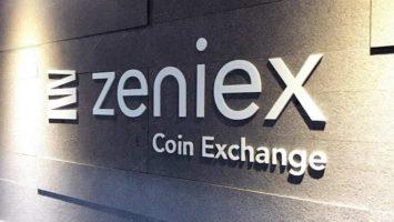 Zeniex kuruluşundan sonra 5 ayda kapandı