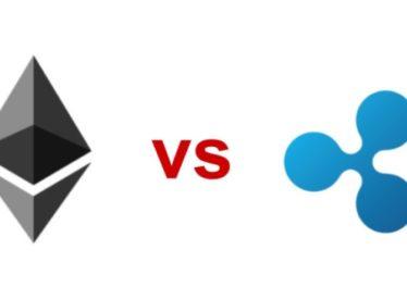Ripple ve Ethereum Coinmarketcap Listesinde 2.lik Yarışı İçinde!