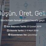 BeChain Blockchain Geliştirme Etkinliği