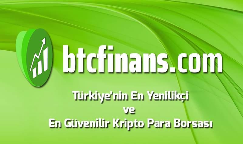 BtcFinans'dan Hoş Geldin Kampanyası
