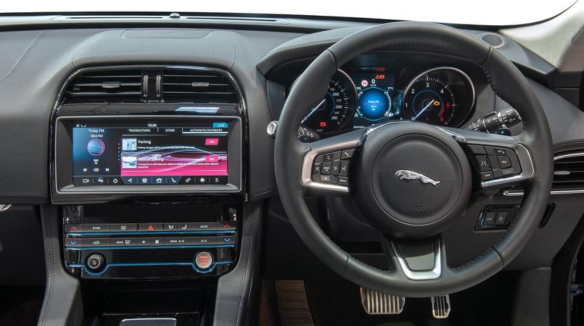 Jaguar Land Rover, Akıllı Cüzdanları Entegre Ediyor