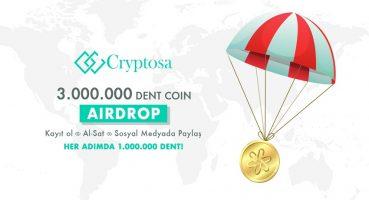Cryptosa Dent Airdrop